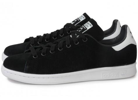 adidas stan smith daim noir